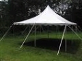 Rental store for POLE TENT 20 X 20 in Cornelius OR