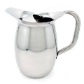 Rental store for PITCHER, WATER STAINLESS STEEL in Cornelius OR