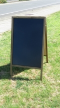 Rental store for A FRAME CHALK BOARD SIGN in Cornelius OR