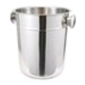 Rental store for WINE BUCKET 8 QT STAINLESS STEEL in Cornelius OR
