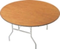 Rental store for TABLE 60  ROUND SEATS 8-10 in Cornelius OR
