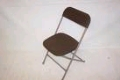 Rental store for CHAIR BROWN FOLDING in Cornelius OR