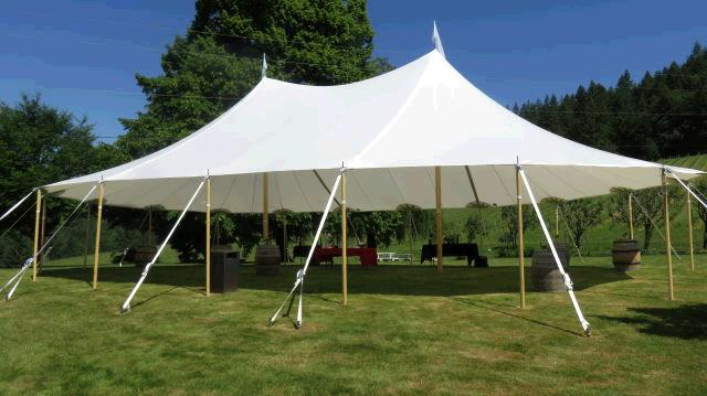 Tent and canopy rentals in Portland OR