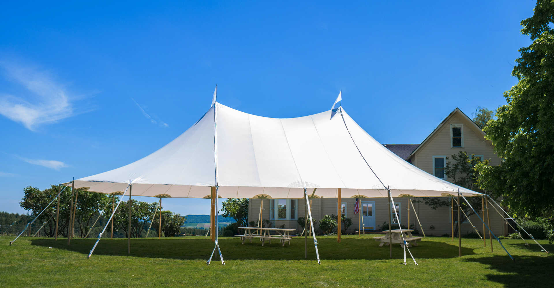 Special Event & Tent Rentals in the Portland Metro area
